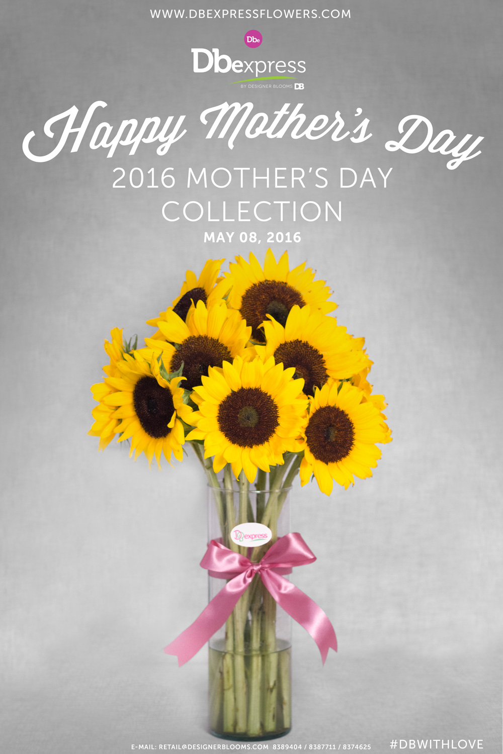 DBx-2016-Mother's-Day-COLLECTION-poster